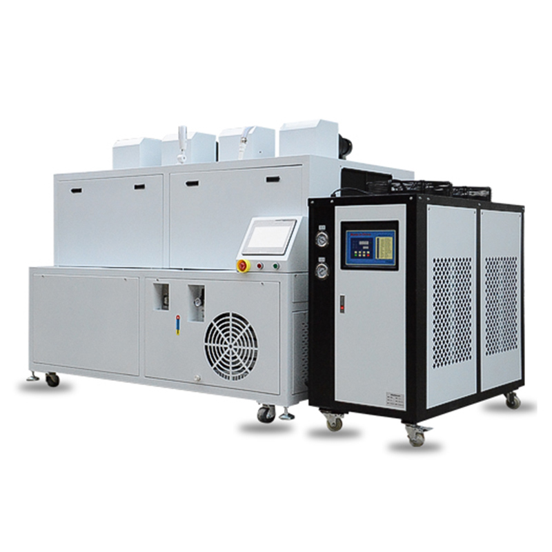 High-performance UV bonding curing machine for HD touch screen